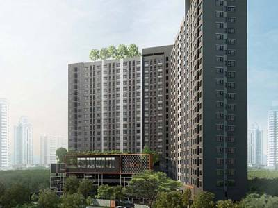 คอนโดมิเนียม AP ASPIRE ASPIRE SATHORN-TAKSIN (COPPER ZONE)